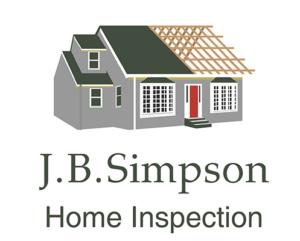 J.B. Simpson Home Inspection logo